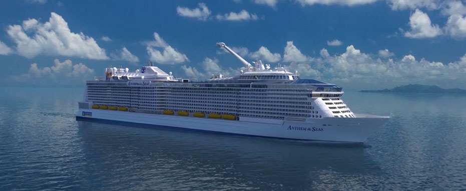 Poza vas de croaziere: Anthem of the Seas