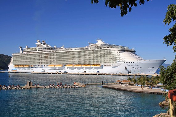 Poza vas de croaziere: Allure of the Seas